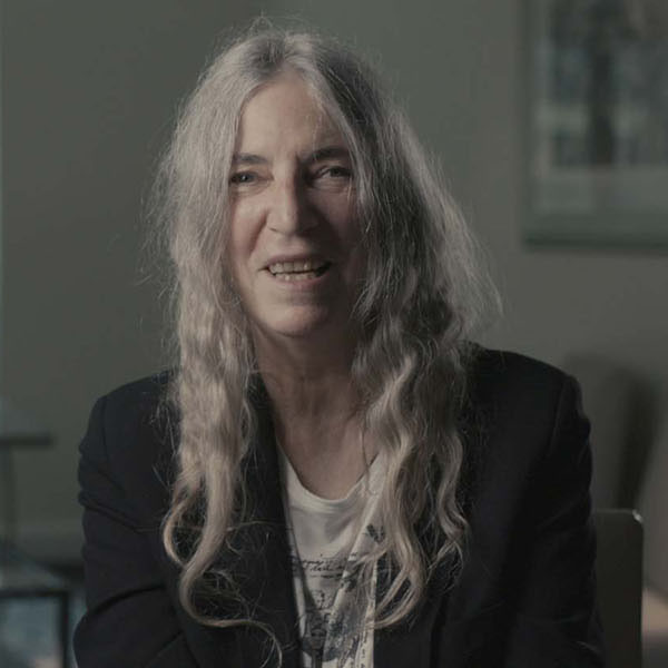 XXX - Protagonist:  Patti Smith